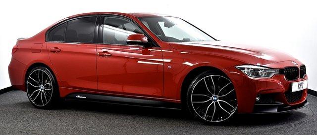 "USED 2016 66 BMW 3 SERIES 3.0 335d M Sport Auto xDrive (s/s) 4dr MPerformance Pk, 20""s, Sat Nav"