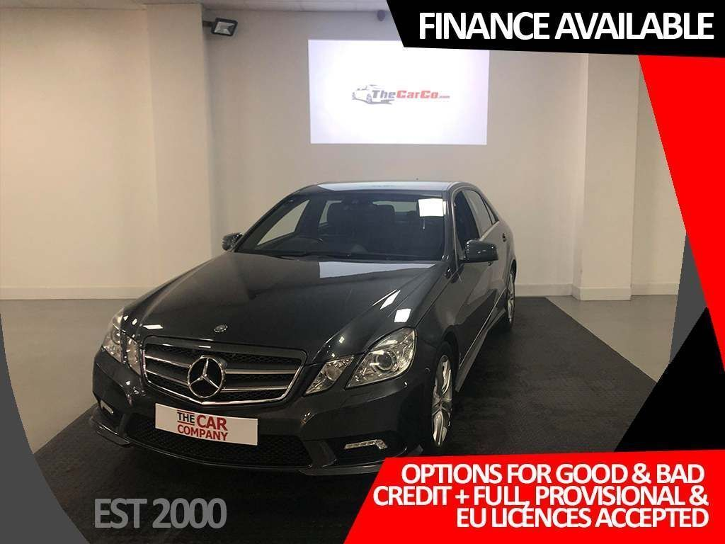 USED 2009 59 MERCEDES-BENZ E CLASS 3.0 E350 CDI Sport Auto 4dr * FULL MERCEDES HISTORY * HEATED LEATHER * PADDLE SHIFT * LANE DEPARTURE WARNING *
