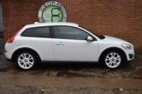 USED 2010 60 VOLVO C30 1.6 SE 3d 100 BHP WE OFFER FINANCE N THIS CAR