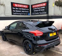 USED 2016 16 FORD FOCUS RS 2.3 5DR MOUNTUNE M400, FULLY LOADED! NOW SOLD - SIMILAR VEHICLES WANTED