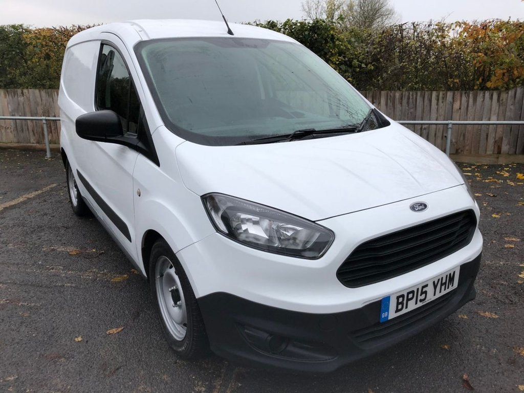USED 2015 15 FORD TRANSIT COURIER 1.5TDCI BASE