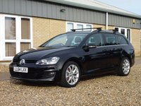 USED 2014 64 VOLKSWAGEN GOLF 2.0 GT TDI BLUEMOTION TECHNOLOGY 5d 148 BHP www.suffolkcarcentre.co.uk - Located at Reydon
