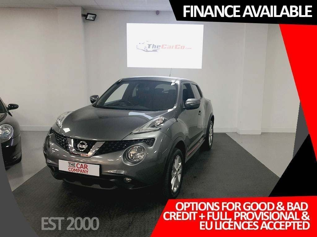 USED 2016 16 NISSAN JUKE 1.5 dCi N-Connecta (s/s) 5dr * NAV * CRUISE * REVERSE CAM *