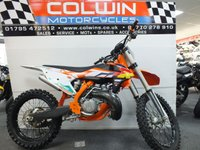 USED 2018 18 KTM SX 250cc  ONLY 35 HOURS FROM NEW!!!