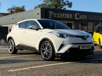 USED 2018 18 TOYOTA CHR 1.8 EXCEL 5d AUTO 122 BHP