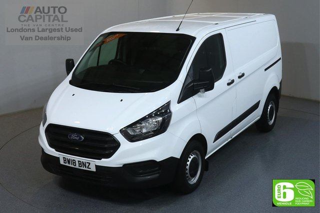 2018 18 FORD TRANSIT CUSTOM 2.0 280 BASE L1 H1 104 BHP EURO 6 ENGINE VOICE CONTROL, HEATED FRONT SCRREN