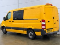USED 2014 14 MERCEDES-BENZ SPRINTER 2.1 313 CDI MWB 129 BHP