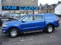 "USED 2016 16 FORD RANGER 3.2 LIMITED 4X4 DCB TDCI 4d 197 BHP 1 OWNER FROM NEW,ONLY 36000 MILES,FULL FORD SERVICE HISTORY""NO VAT"""