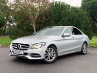 USED 2015 15 MERCEDES-BENZ C CLASS 2.1 C250 BLUETEC SPORT PREMIUM 4d AUTO 204 BHP GREAT SPEC, PAN ROOF, NAVIGATION,HEATED SEATS,LEATHER, PRIVACY AND MORE!!!