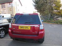 USED 2011 61 LAND ROVER FREELANDER 2.2 TD4 GS 5d AUTO 150 BHP FULL LANDROVER SERVICE HISTORY