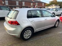 USED 2013 62 VOLKSWAGEN GOLF 1.6 TDI S (s/s) 5dr SERVICE HISTORY