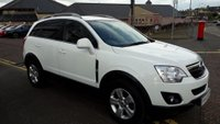 USED 2015 65 VAUXHALL ANTARA 2.2 CDTi Exclusiv (s/s) 5dr ULTRA LOW MILEAGE+1 YEARS MOT!