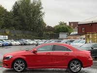 USED 2015 15 MERCEDES-BENZ CLA 2.1 CLA200 CDI Sport (s/s) 4dr PanRoof/SatNav/HealfLeather