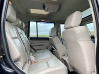 USED 2007 JEEP COMMANDER 3.0 CRD V6 Limited 4x4 5dr SOLD