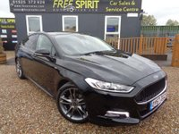 2017 FORD MONDEO 2.0 TDCi ST-Line X Powershift (s/s) 5dr £16000.00