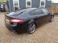 USED 2017 67 FORD MONDEO 2.0 TDCi ST-Line X Powershift (s/s) 5dr Nav, DAB, Blutooth
