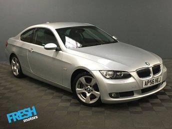 2007 BMW 3 SERIES 3.0 330D SE 2d AUTO  £3500.00