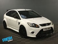 USED 2010 10 FORD FOCUS 2.5 RS  * 0% Deposit Finance Available