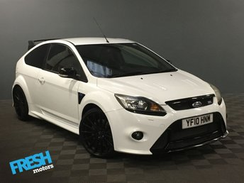 2010 FORD FOCUS 2.5 RS  £18000.00