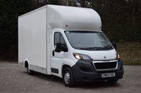 2014 PEUGEOT BOXER 2.2 HDI 335 L3 F/C 130 BHP £8450.00