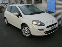 2012 FIAT PUNTO 1.2 EASY 3d 69 BHP £3680.00