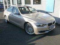 2013 BMW 3 SERIES 2.0 320I LUXURY 4d AUTO 181 BHP £10980.00
