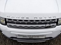 USED 2012 62 LAND ROVER RANGE ROVER EVOQUE 2.2 SD4 Pure Tech AWD 5dr HISTORY+FUJI WHITE+TECH PACK!!