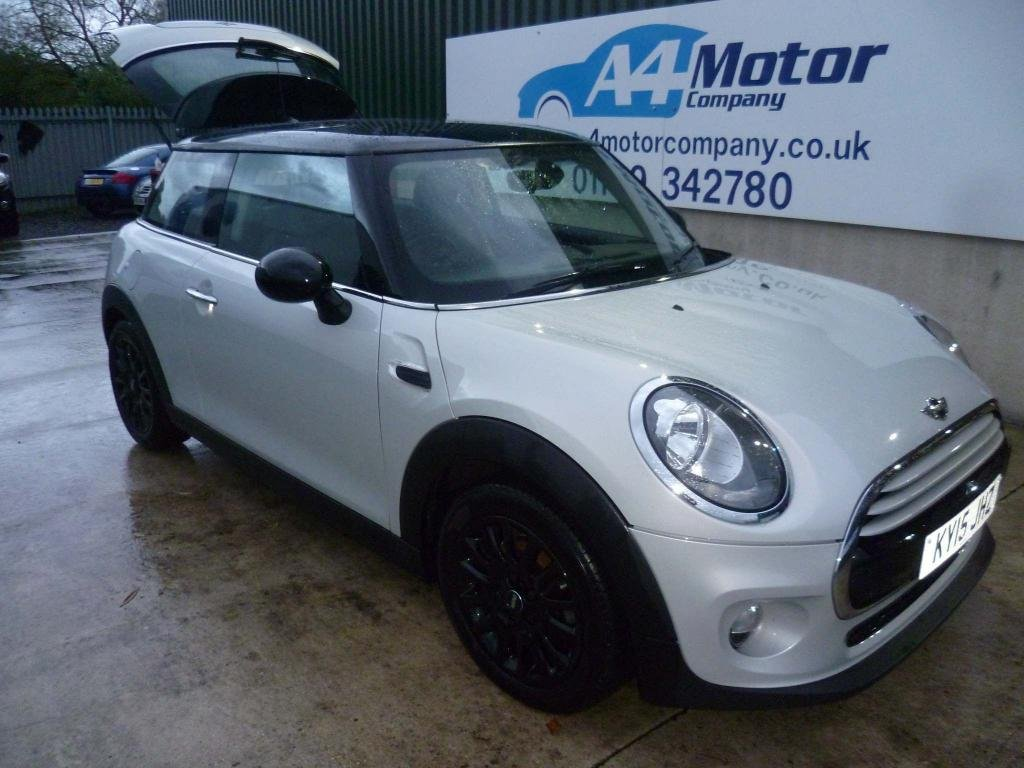 USED 2015 15 MINI HATCH COOPER 1.5 Cooper D (s/s) 3dr LOW MILEAGE - FINANCE TODAY