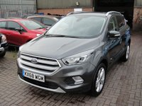USED 2018 68 FORD KUGA 1.5 TITANIUM 5d AUTO 176 BHP ANY PART EXCHANGE WELCOME, COUNTRY WIDE DELIVERY ARRANGED, HUGE SPEC