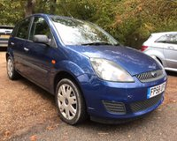 2008 FORD FIESTA STYLE CLIMATE 16V £2600.00