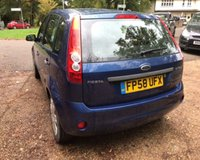 USED 2008 58 FORD FIESTA STYLE CLIMATE 16V