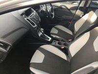 USED 2012 62 FORD FOCUS 1.6 ZETEC 5d AUTO 124 BHP