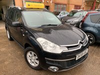 USED 2010 59 CITROEN C-CROSSER 2.2L ENTERPRISE PLUS VTR HDI 0d 155 BHP