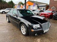 2007 CHRYSLER 300C 3.0 CRD RHD 4d AUTO 218 BHP £5490.00