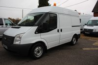 USED 2013 62 FORD TRANSIT 2.2 280 99 BHP MEDIUM ROOF AIR CON