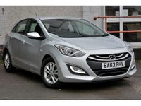USED 2013 63 HYUNDAI I30 1.6 ACTIVE BLUE DRIVE CRDI 5d 109 BHP 2013 Hyundai i30 1.6CRDI Active Blue Drive with 73k miles! PX Welcome, Finance Available!