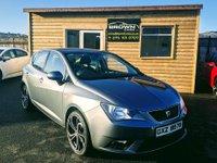 2014 SEAT IBIZA 1.4 TOCA 5d 85 BHP £6250.00