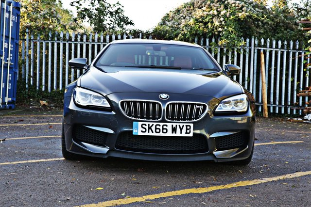 BMW M6 at Bonsha Motors