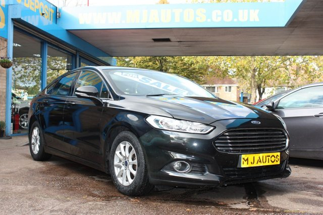 USED 2015 15 FORD MONDEO 2.0 ZETEC ECONETIC TDCI 5dr 148 BHP JUST SERVICED | NEW TYRES | NEW BRAKES