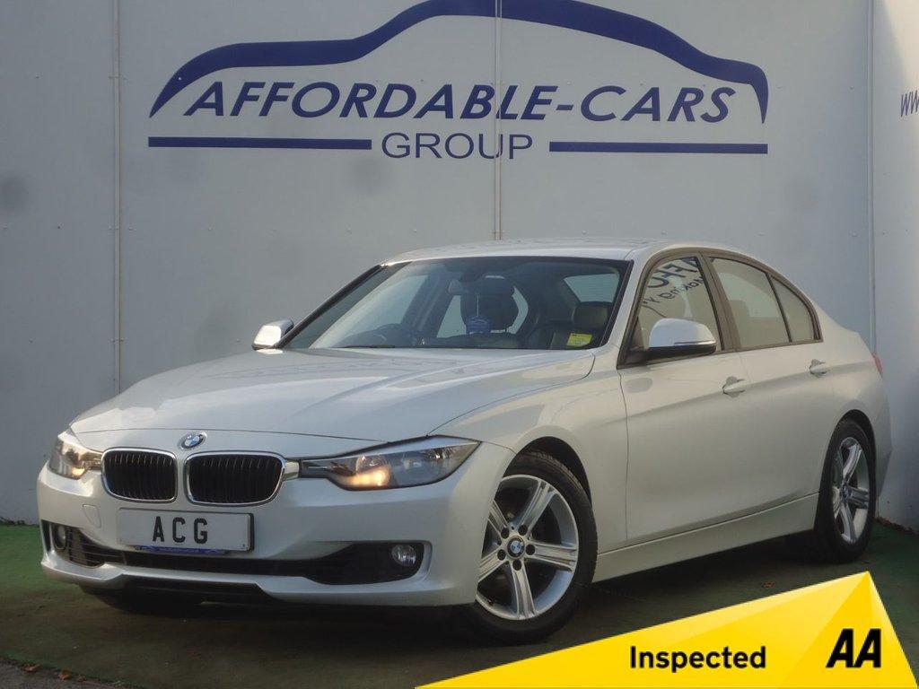 USED 2012 62 BMW 3 SERIES 2.0 320I SE 4d 181 BHP
