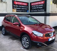 USED 2010 60 NISSAN QASHQAI TEKNA 1.5 DCI 5DR 110 BHP, PANORAMIC SUNROOF. SAT NAV WITH BLUEOOTH & REVERSE CAMERA