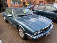 USED 2000 X JAGUAR XJ 3.2L SOVEREIGN V8 4d AUTO 240 BHP