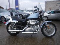 USED 2007 07 HARLEY-DAVIDSON XL 883 L SPORTSTER 883cc XL 883 L SPORTSTER  *** FINANCE & CARD PAYMENTS  PART EXCHANGE WELCOME *** BIG SCREEN VANCE & HINES PIPES  DOUBLE & SINGLE SEAT