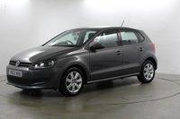 2010 VOLKSWAGEN POLO 1.4 SE DSG 5d AUTO 85 BHP £5980.00