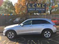 2016 MERCEDES-BENZ GLC-CLASS 2.1 GLC 250 D 4MATIC SPORT PREMIUM PLUS 5d 201 BHP £25000.00