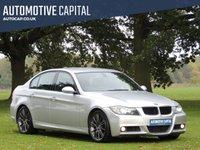 2008 BMW 3 SERIES 3.0 335I M SPORT 4d AUTO 302 BHP £9490.00