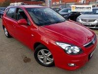 2009 HYUNDAI I30 1.4 COMFORT 5d 108 BHP £2990.00
