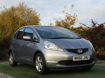 2010 HONDA JAZZ 1.3 I-VTEC ES 5d 98 BHP £2990.00