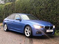 USED 2014 14 BMW 3 SERIES 2.0 320D M SPORT 4d 181 BHP