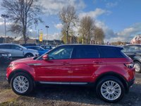 USED 2013 13 LAND ROVER RANGE ROVER EVOQUE 2.2 SD4 Pure Tech AWD 5dr APPROX 5K OF EXTRAS+STUNNING!!